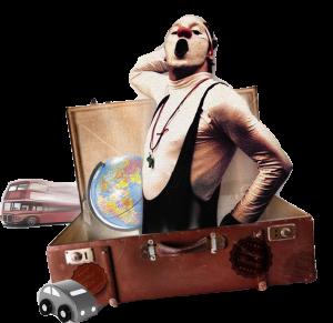 Agro in valigia